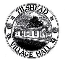 tilshead village hall logo