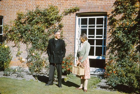 Reverend and Mrs Duke-Baker, 1962
