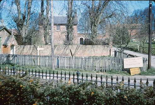 The Old Vicarage, 1962