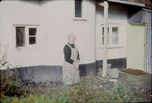 Auntie Nellie Miles, 1963
