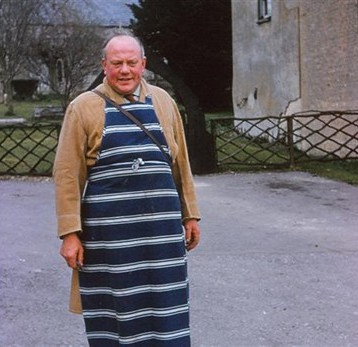 Harold Fry; Shrewton Butcher, 1963