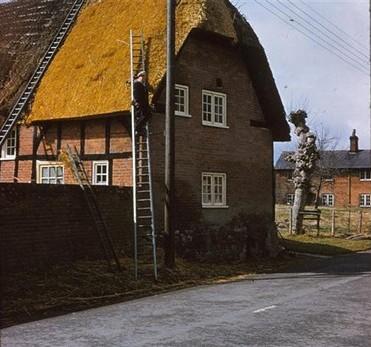 Thatching, 1963