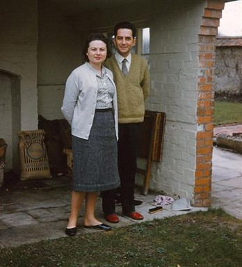 Tony and Marguette Marquis, 1963