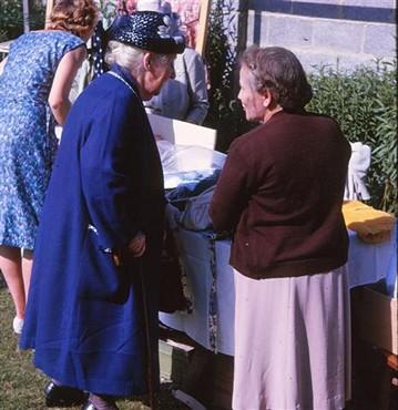 Mrs Rumbold, 1964