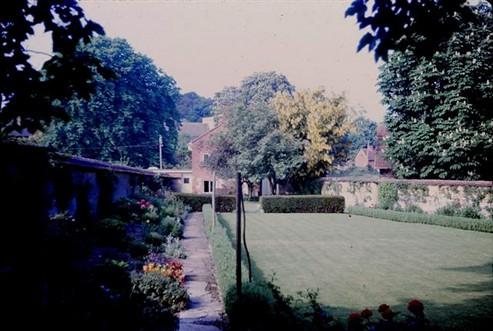 Noads House Garden, 1964
