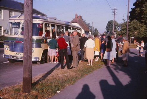 Off to the seaside, 1964