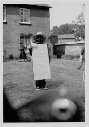 Whit Monday, 1961