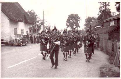 The Ulster Royal Artillery, May 1962