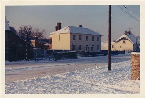 Noads House, Winter 1985