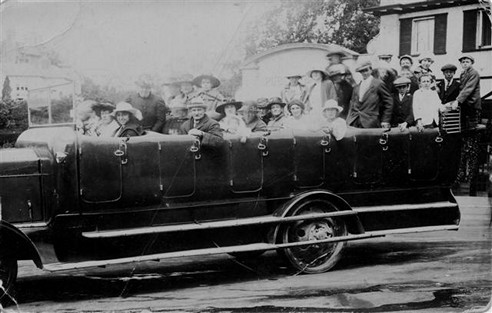 Off to Bournemouth, 1926