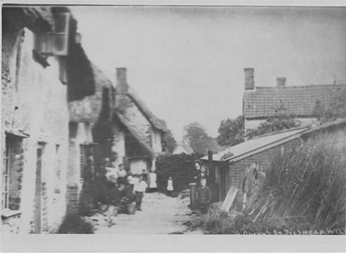Queen's Street, Tilshead
