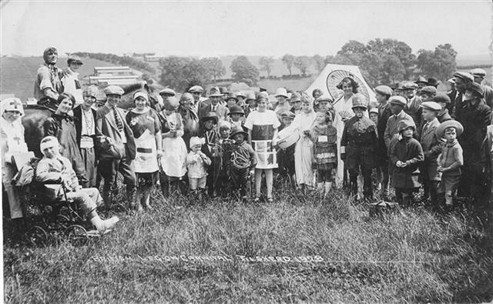 British Legion Carnival, 1928