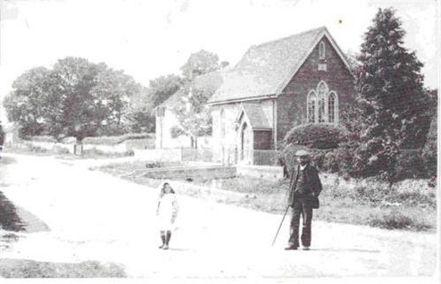 20th Century The Baptist Chapel