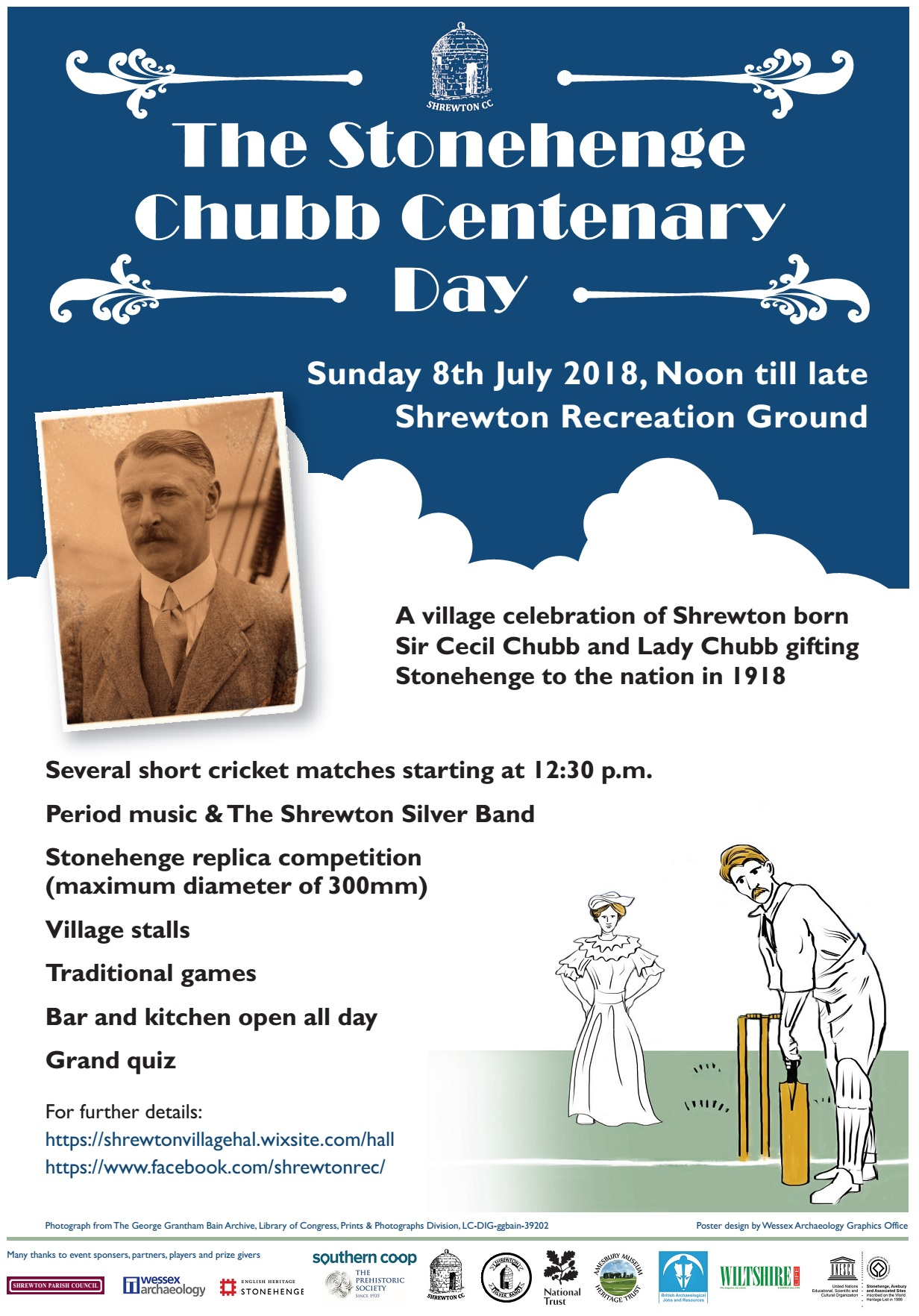 Chubb Poster