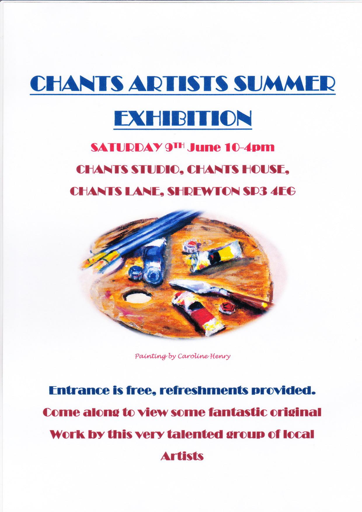 2018-06-09 Chants Artists