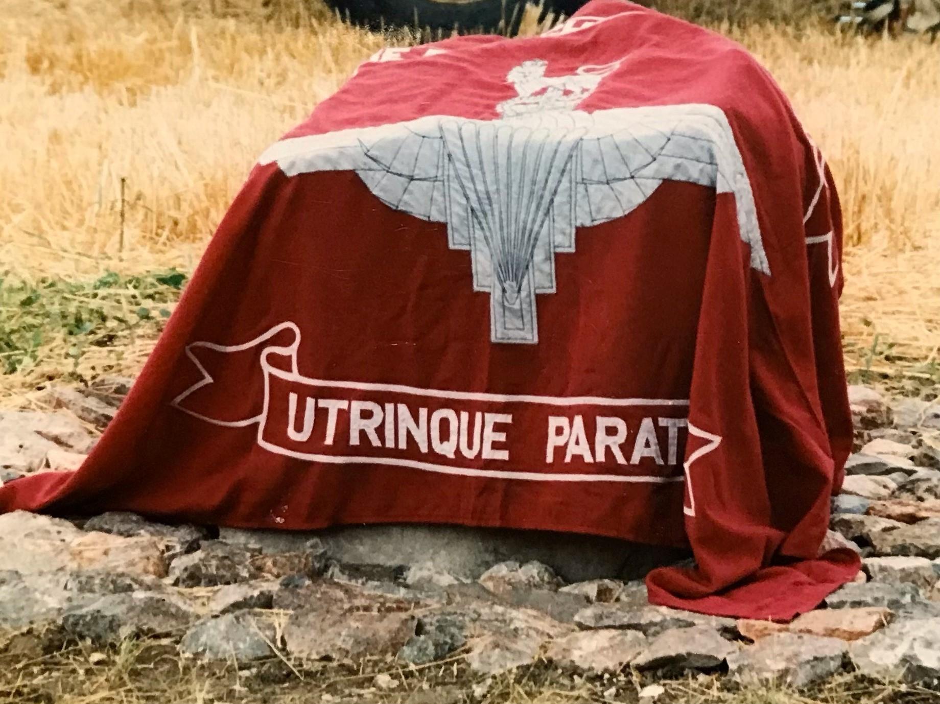 1996 PR Memorial Unveiling