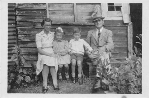 Adrian Kyte's Family